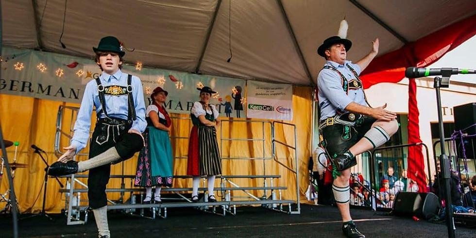 Mai Fest: German American Club of Santa Cruz ($10 + food/beer)