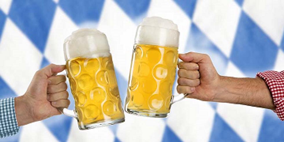 Bräufest: Beer, Food, Friends, Biergarten Re-Opening ($45)(Outdoor Event)