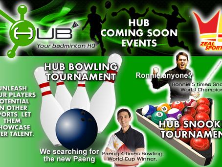 HUB EVENTS