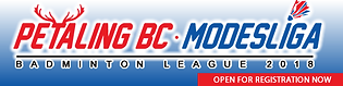 Petaling BC Modesliga Badminton League 2018
