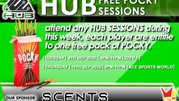 HUB (ANNOUNCEMENT)