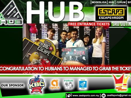 HUB (Announcement)