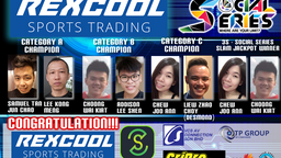 REXCOOL SOCIAL SERIES 2019 (ANNOUNCEMENT)