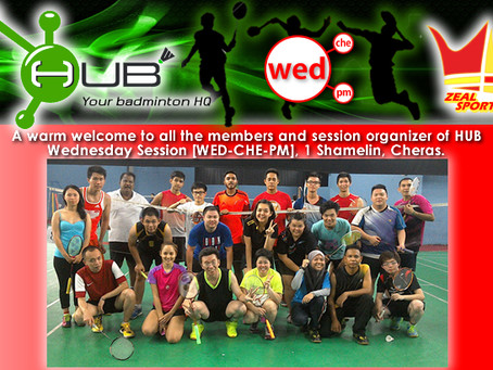 HUB Wednesday Session (NEWS)