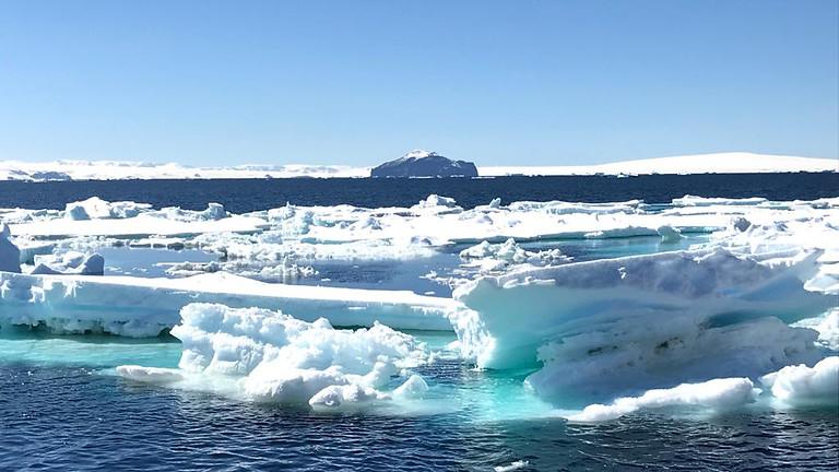 """Minicurso """"Atuação dos Oceanógrafos na Antártida"""" + Oficina """"Planejamento de Cruzeiros Oceanográficos"""""""
