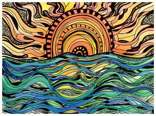 10 June Sunrise