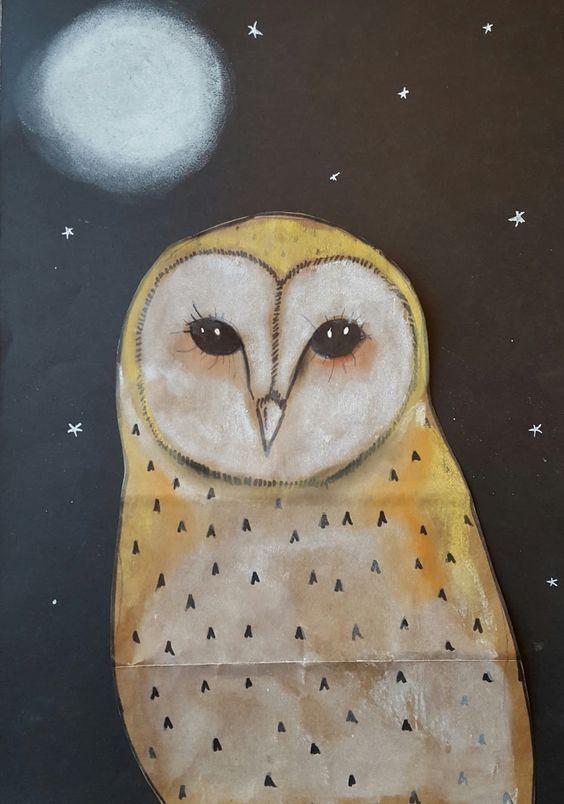 5 January Owl