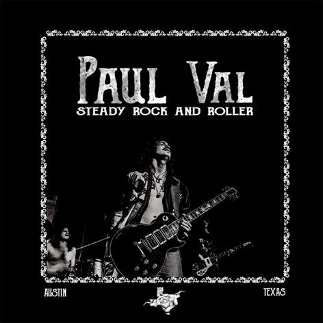 STEADY ROCK AND ROLLER ALBUM ART FRONT 1