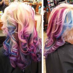 Vibrant Colors