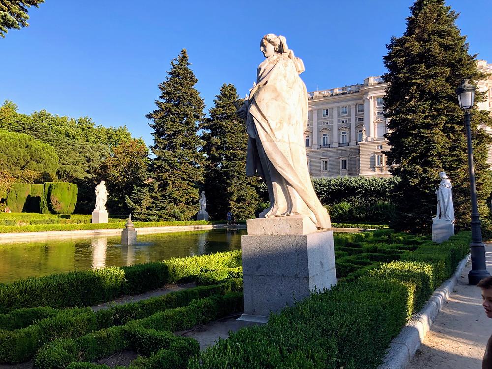 Jardin de Sabatini