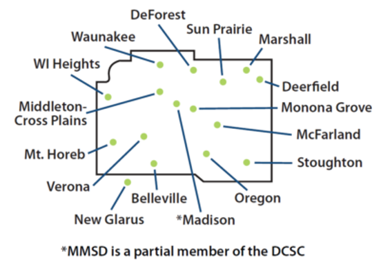 Dane County School Districts