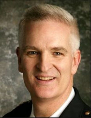 Mark J. Curran, Jr.-United States Senator