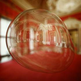 Bubble Throne Room