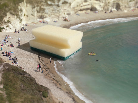 Beach Scourer