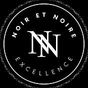 Noir et Noire Circle Logo Black.png