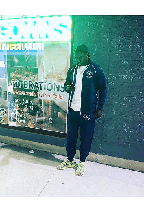 Noir et Noire Athletic Jacket