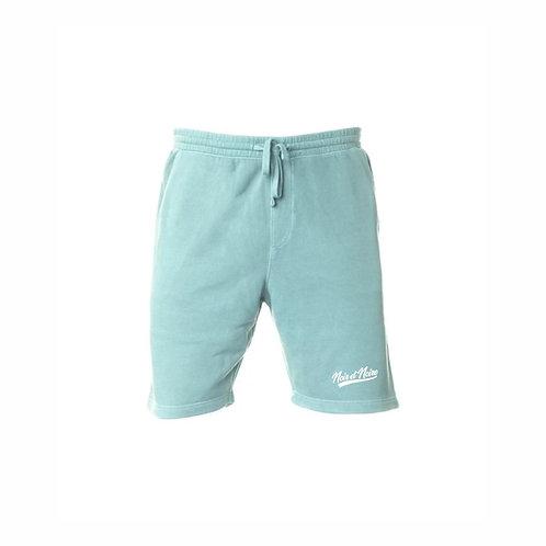 Noir et Noire shorts & hoodie set