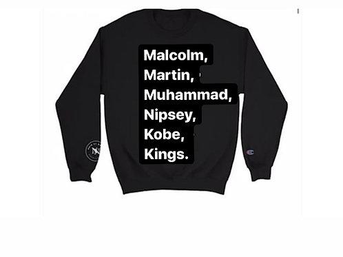 2020 Kings Crew Neck Sweater