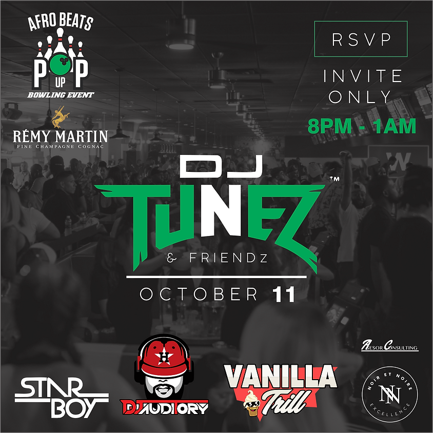 DJ Tunez & Friendz