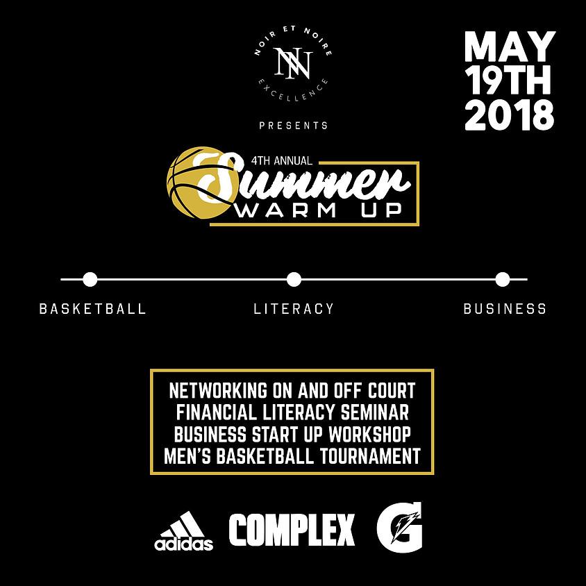 4th Annual Summer Warm Up Basketball Tournament