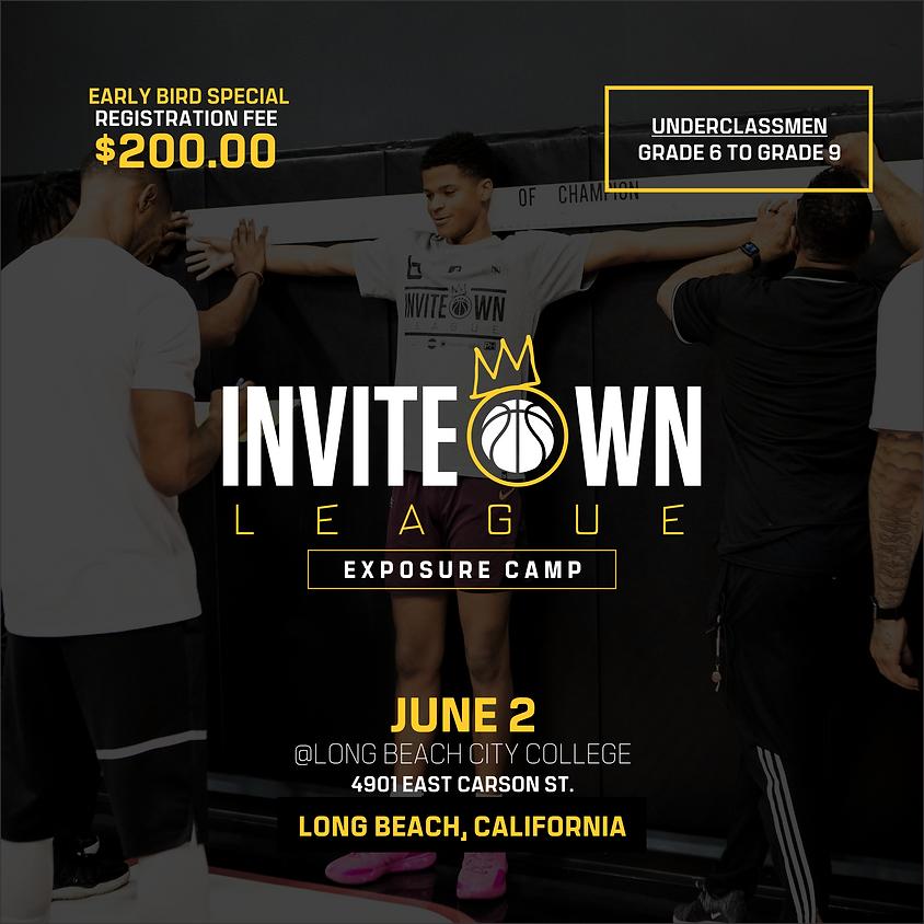 IOL Underclassmen Exposure Camp (LA)