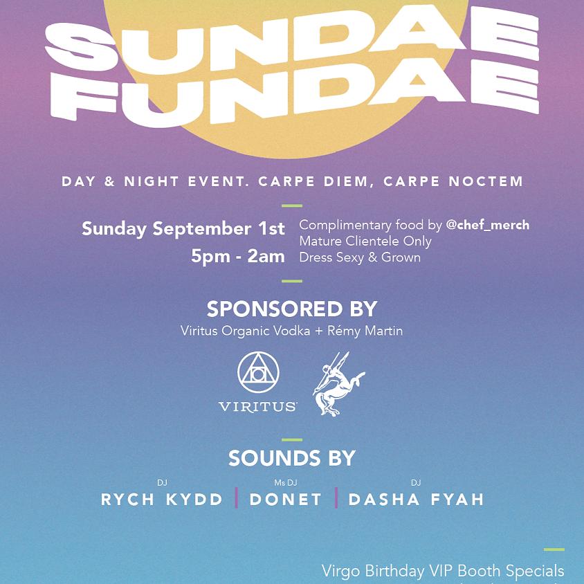 VU JAH Dé~ Sundaé Fundaé~ Day & Night Event