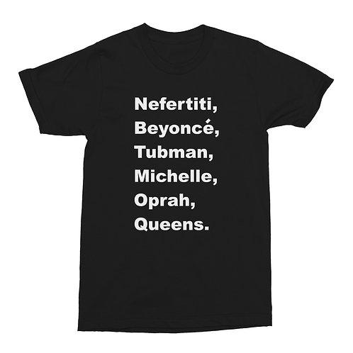 """""""Queens"""" T-Shirt"""