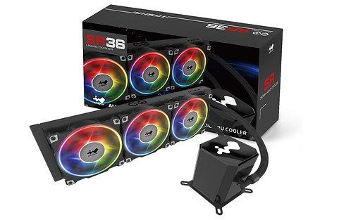 InWin SR36 360mm RGB Twin Turbines Liquid CPU Cooler