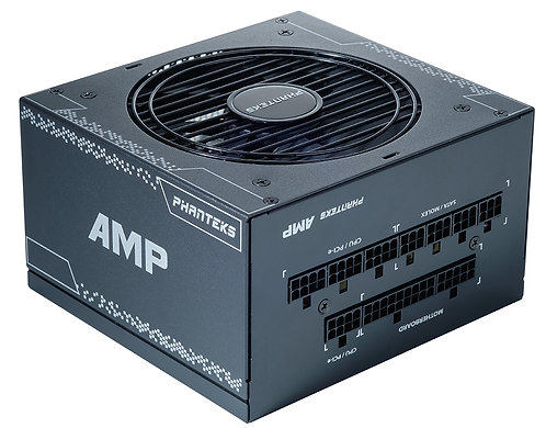 Phanteks AMP 750W 80+ Gold, Full Module, PSU