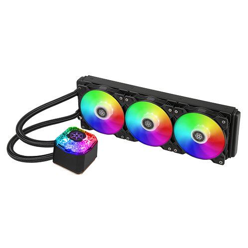 SilverStone IceGem 360 Liquid CPU Cooler