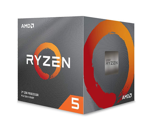 AMD Ryzen 5 3600(6 Cores/12 Threads)