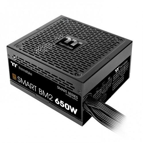 Thermaltake Smart BM2 650W Premium Edition 80 PLUS Bronze Semi Modular