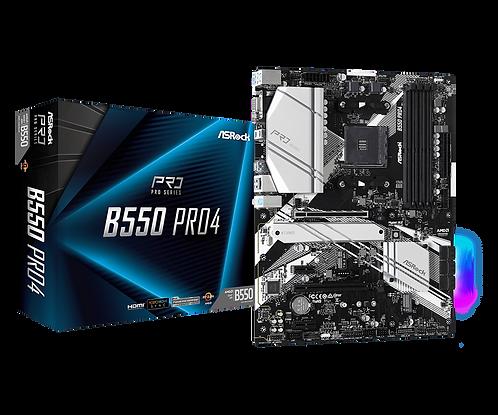 ASRock B550 Pro4 (AMD)