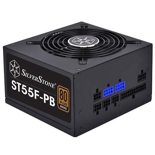 SilverStone StridePlus ST55F-PB 550W