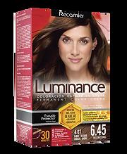 Luminance Kit 6.45 Rubio Oscuro Cobrizo