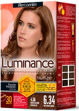 Luminance Kit 6.34 Rubio Oscuro Chocolat
