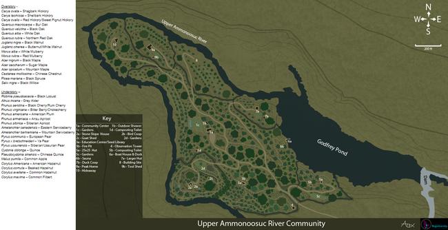 Upper Ammonoosuc River Community