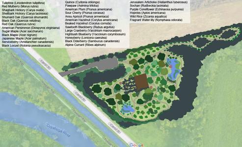 Cuyahoga Valley National Park Design