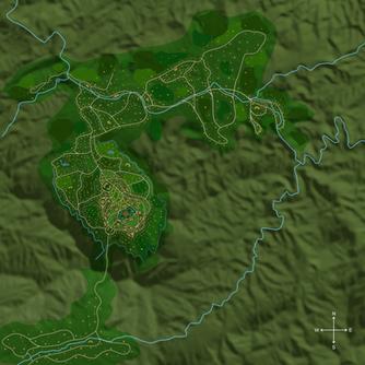 Telluria Map