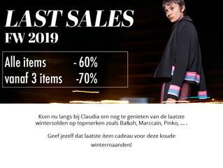 Last sales FW 18/19