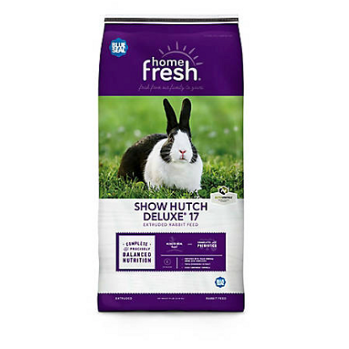Blue Seal Show Hutch Deluxe Rabbit Food - 5 lbs.