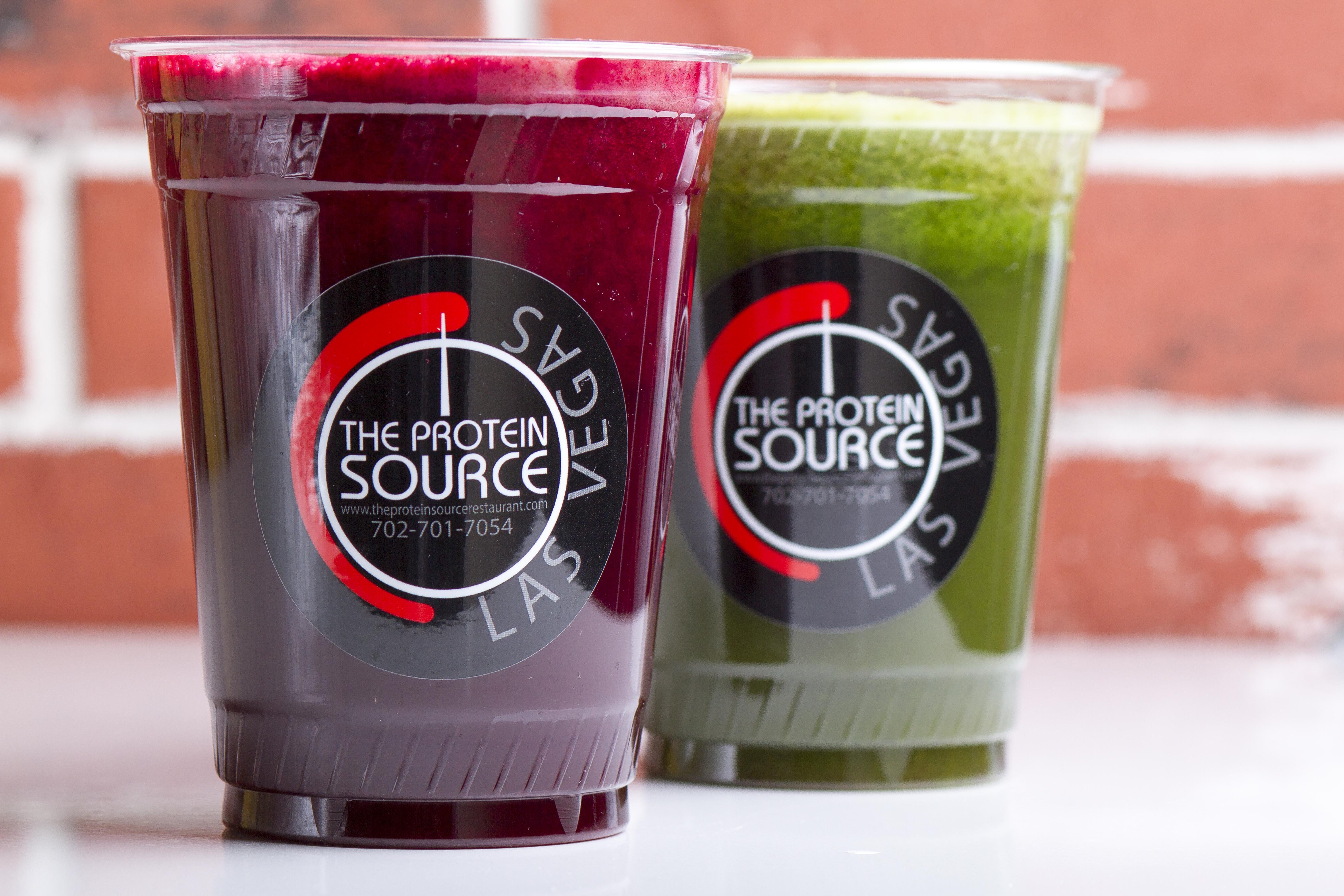 Juice The Protein Source Restaurant