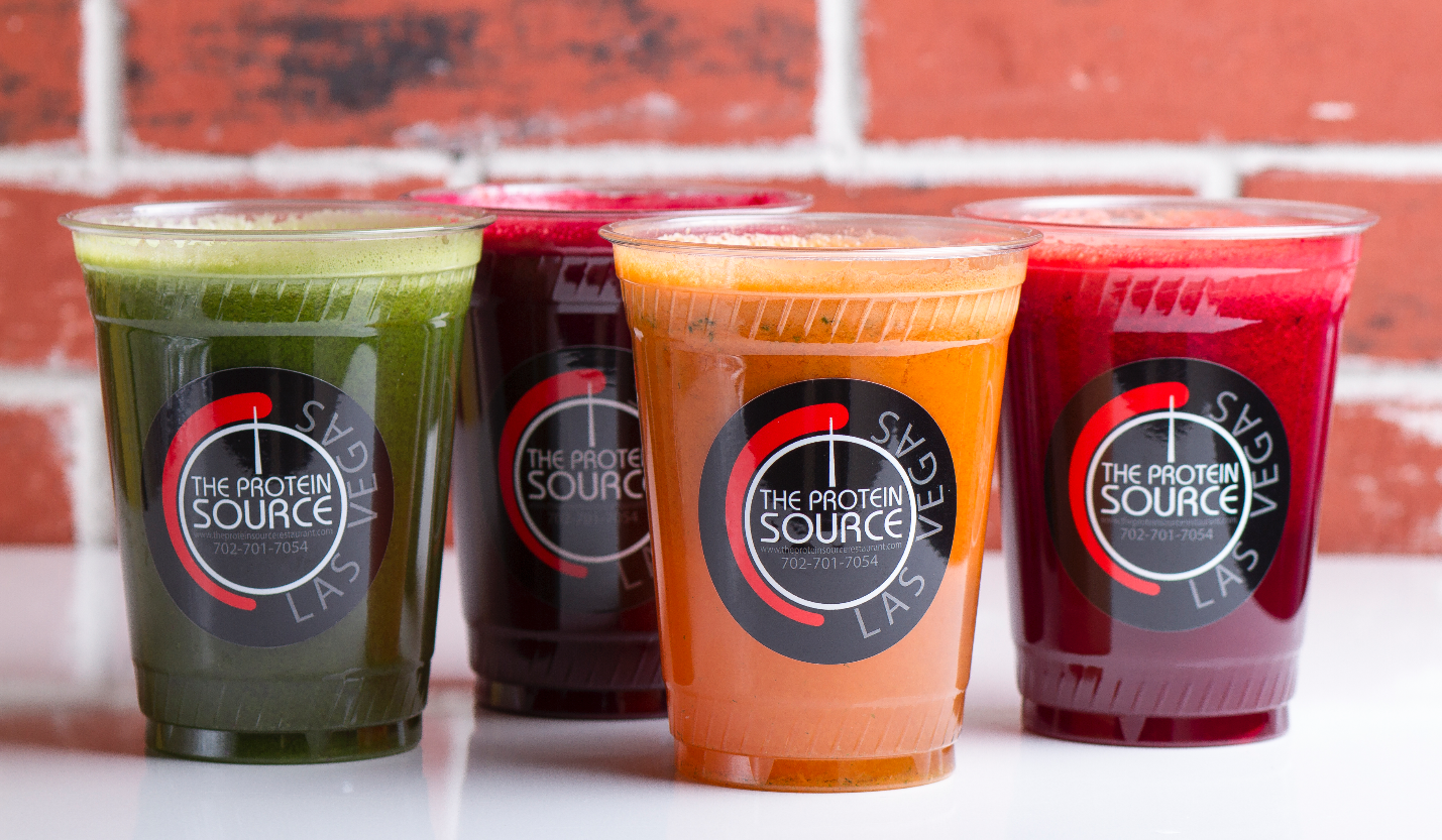 Raw Juices The Protein Source