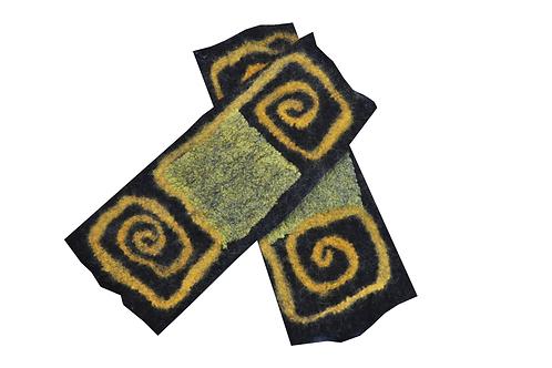 Pulzwärmer (gelb)