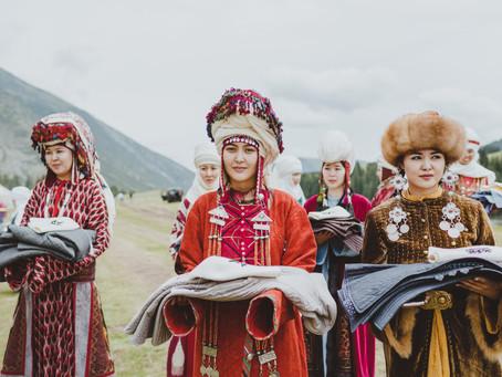 Unsere erste Filzreise nach Kirgistan
