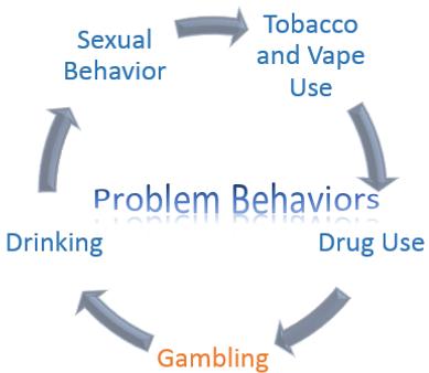 Problem Gambling - Risky Behaviors - Gra
