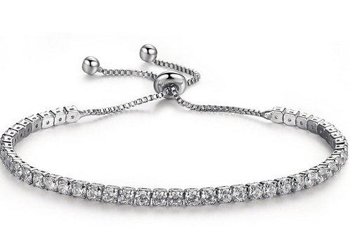 Tennis Pave Tennis Bracelet