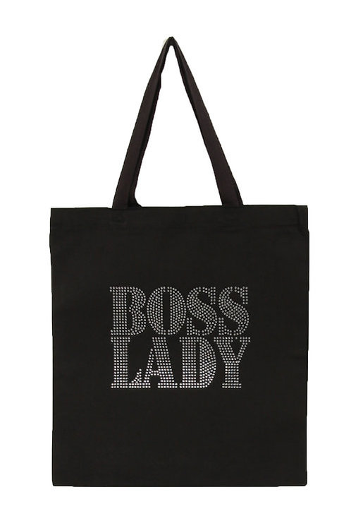 Boss Lady Bling Tote