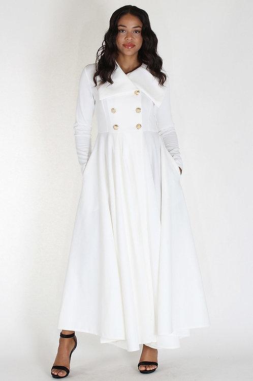 STATEMENT COAT DRESS