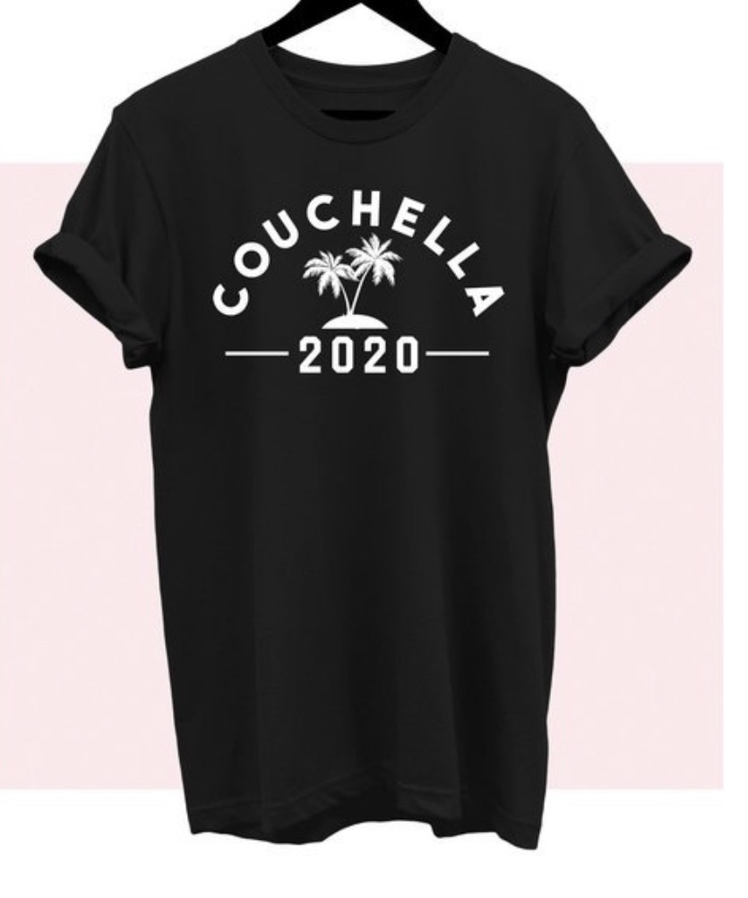Couchella Graphic Tee
